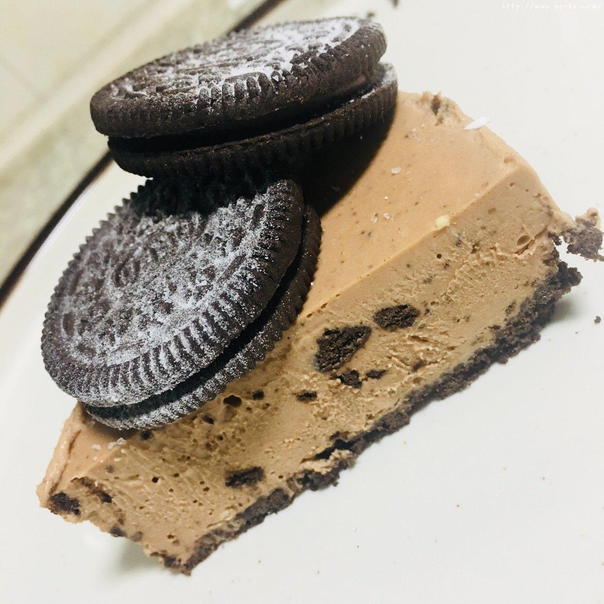巧克力冰淇淋蛋糕(奥利奥)无敌快手简单的做法