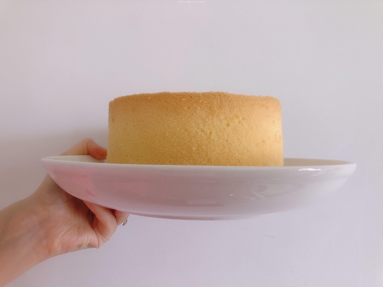 6寸深高草莓奶油蛋糕的做法 步骤1