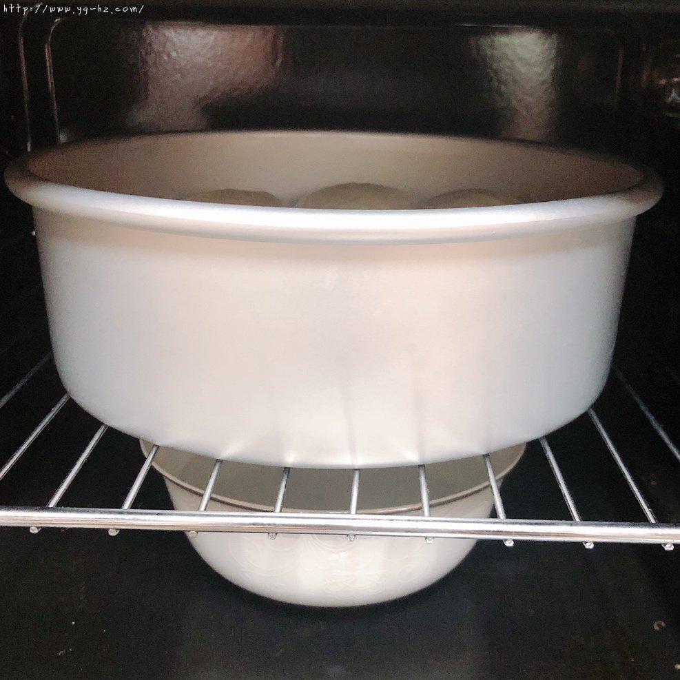 牛奶小餐包(手工面包)的做法 步骤6