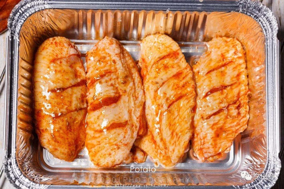 懒人版烤鸡翅-表皮酥脆,肉质嫩而多汁,超香的做法 步骤6
