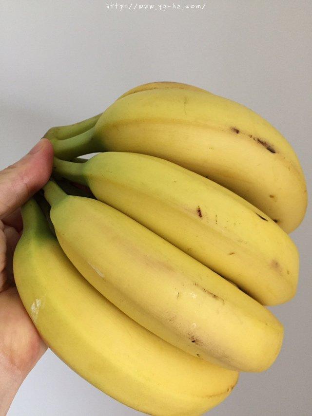 红糖香蕉马芬和白糖香蕉马芬的做法 步骤3