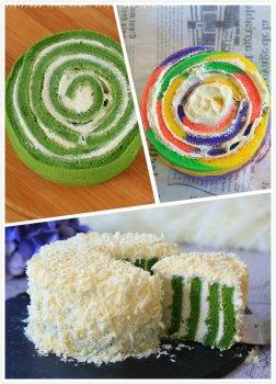 漩涡蛋糕的做法视频_漩涡蛋糕的做法步骤