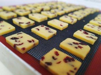 好吃易做的蔓越莓饼干的