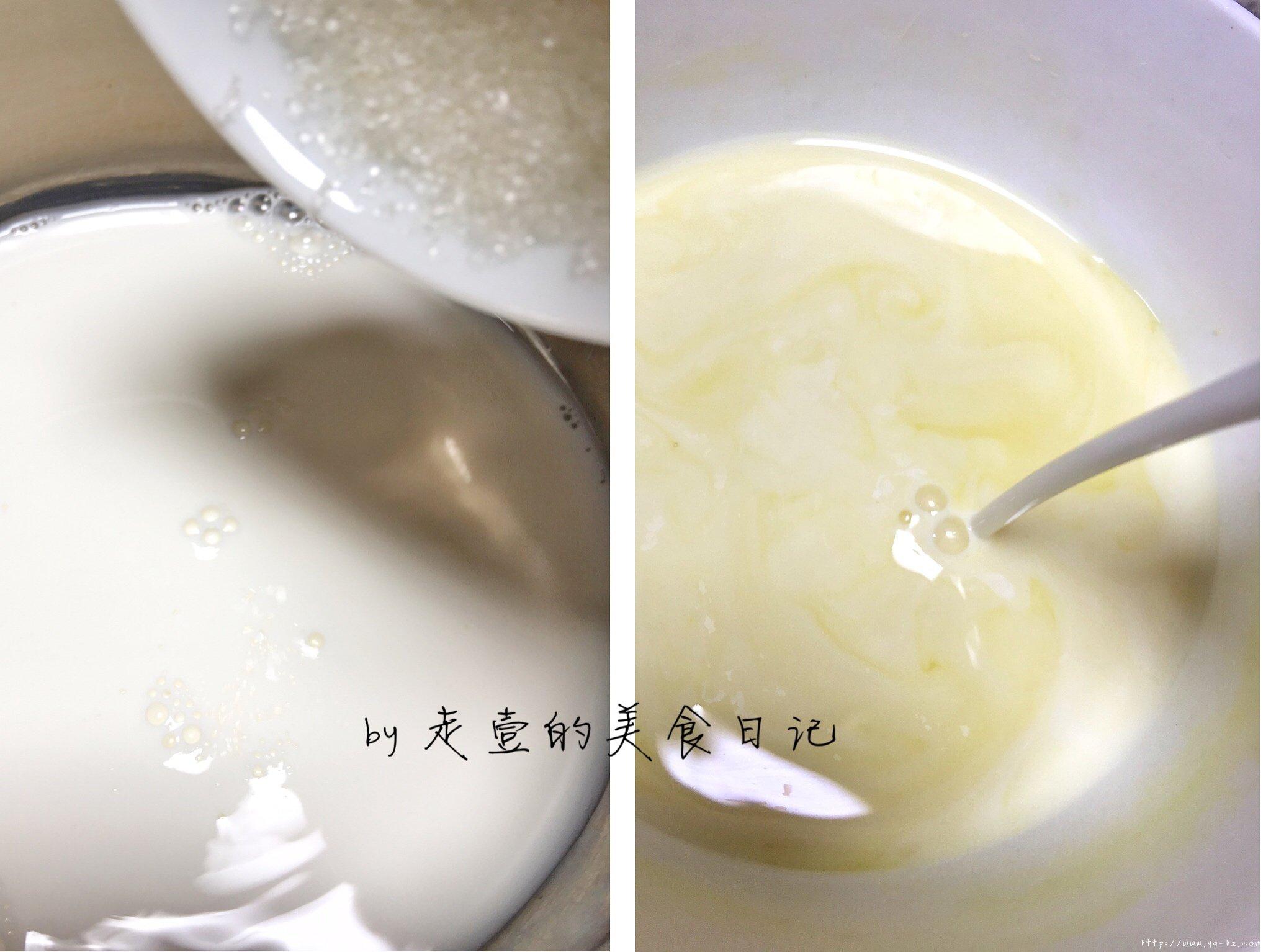 创新法做姜撞奶,只需3步,0失败!的做法 步骤2