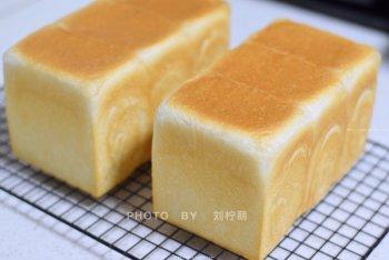 中种日式生吐司的做法步