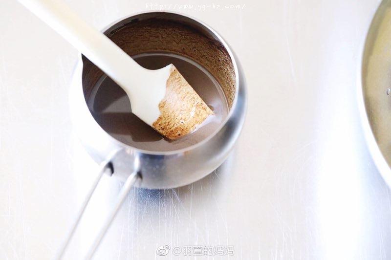 咖啡曲奇的做法 步骤2