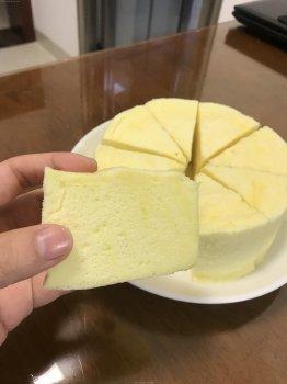 酸奶蒸蛋糕的做法步骤图