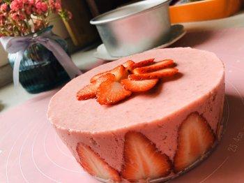 草莓慕斯的做法步骤图,草莓慕斯怎么做好吃