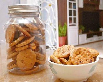黑糖小饼干的做法步骤图
