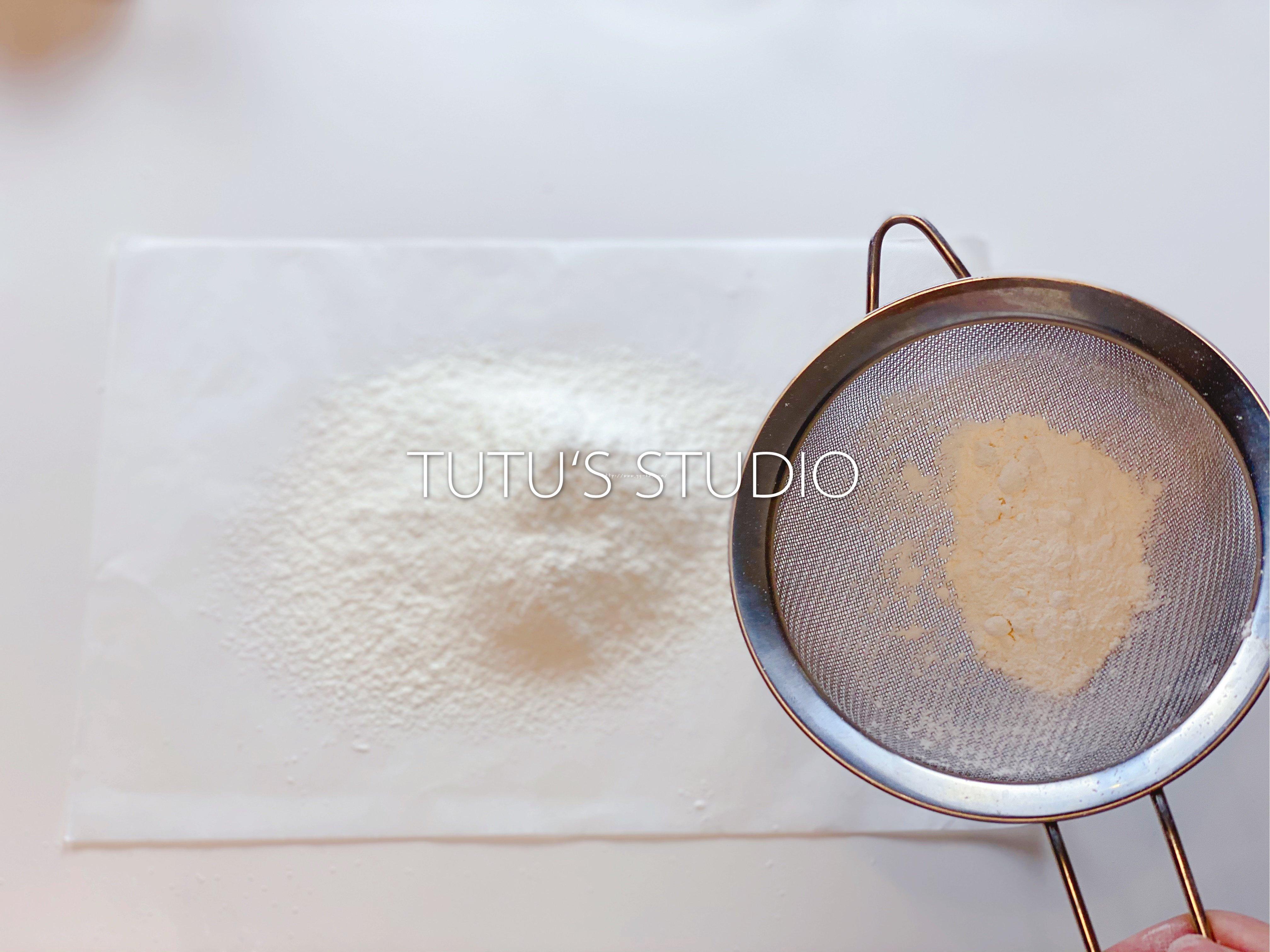 最完美的蛋糕卷的做法 步骤2