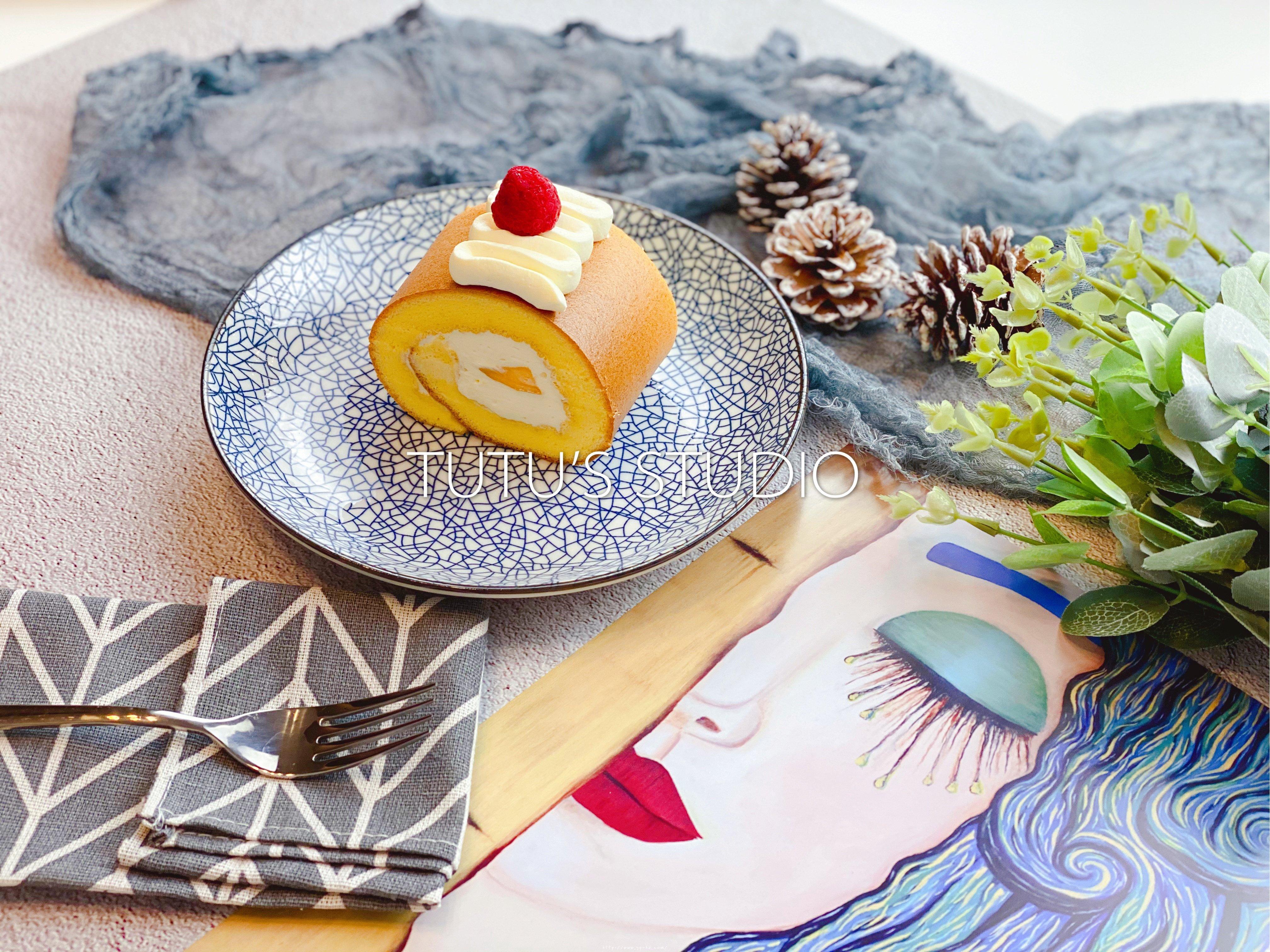 最完美的蛋糕卷的做法 步骤22
