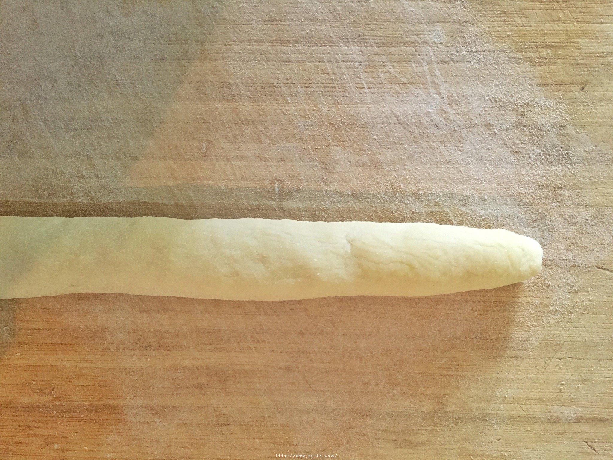 原味bagel百吉饼(贝果面包)的做法 步骤6