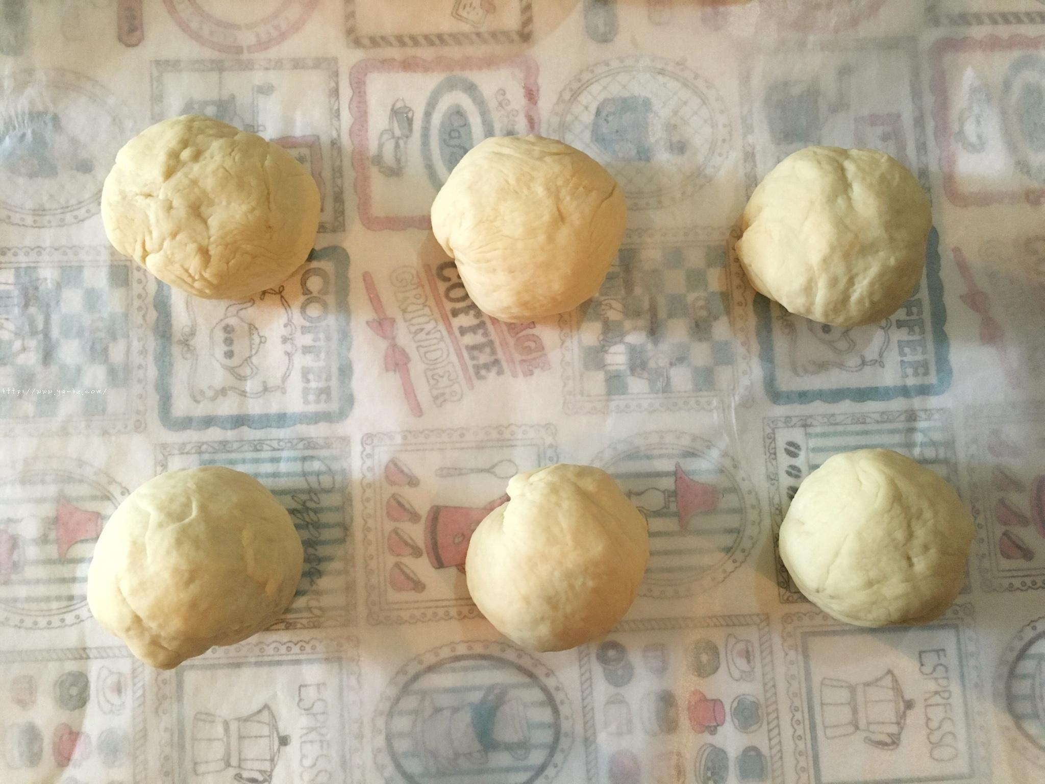 原味bagel百吉饼(贝果面包)的做法 步骤4