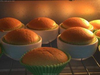 纸托蛋糕 简单版的做法步骤图,怎么做好吃