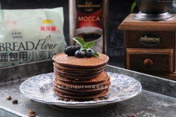 咖啡松饼(消耗高筋面粉