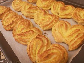 爱心椰蓉面包的做法步骤