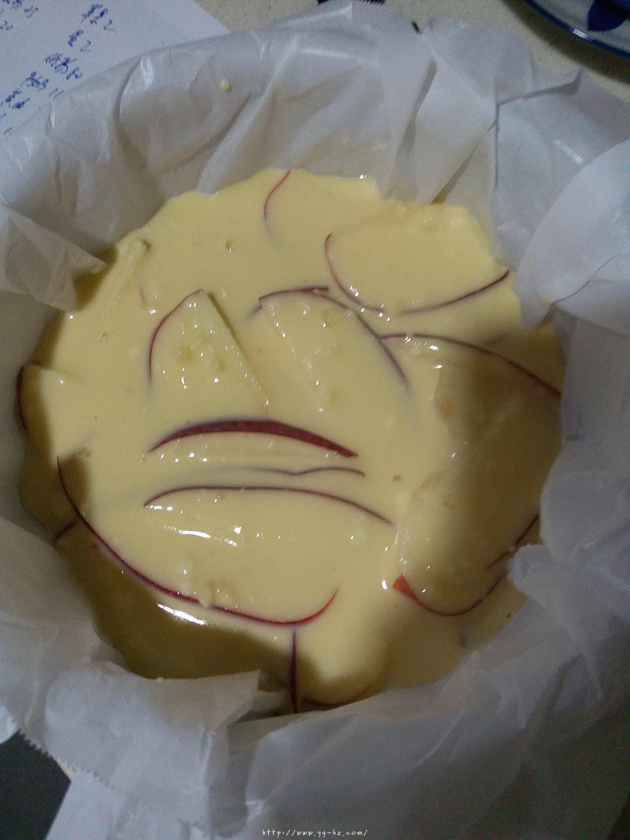 超简单快手的苹果千层蛋糕的做法 步骤7