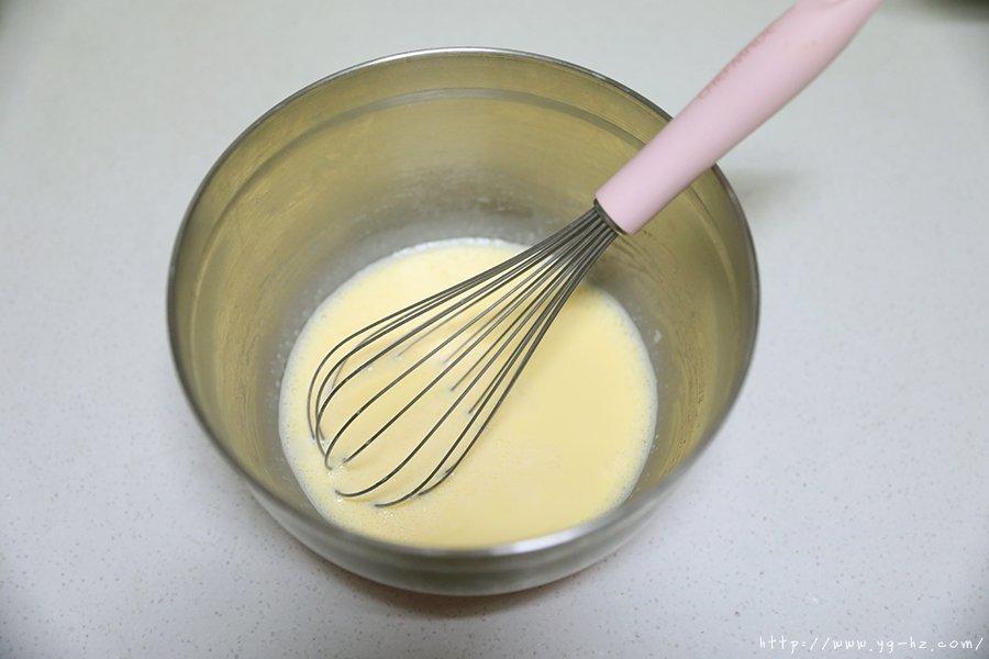 龙猫黑米蒸糕的做法 步骤4