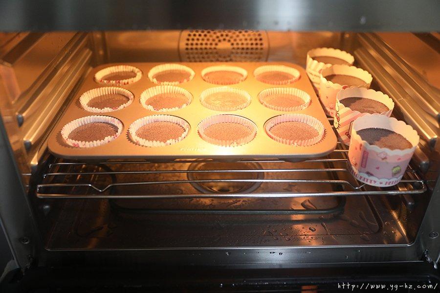 龙猫黑米蒸糕的做法 步骤16