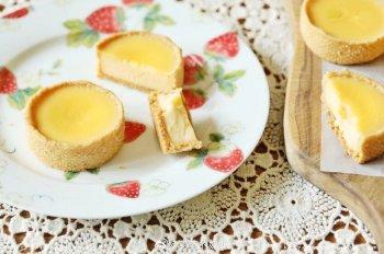 奶油奶酪塔的做法步骤图