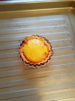简易饺子皮蛋挞的做法步