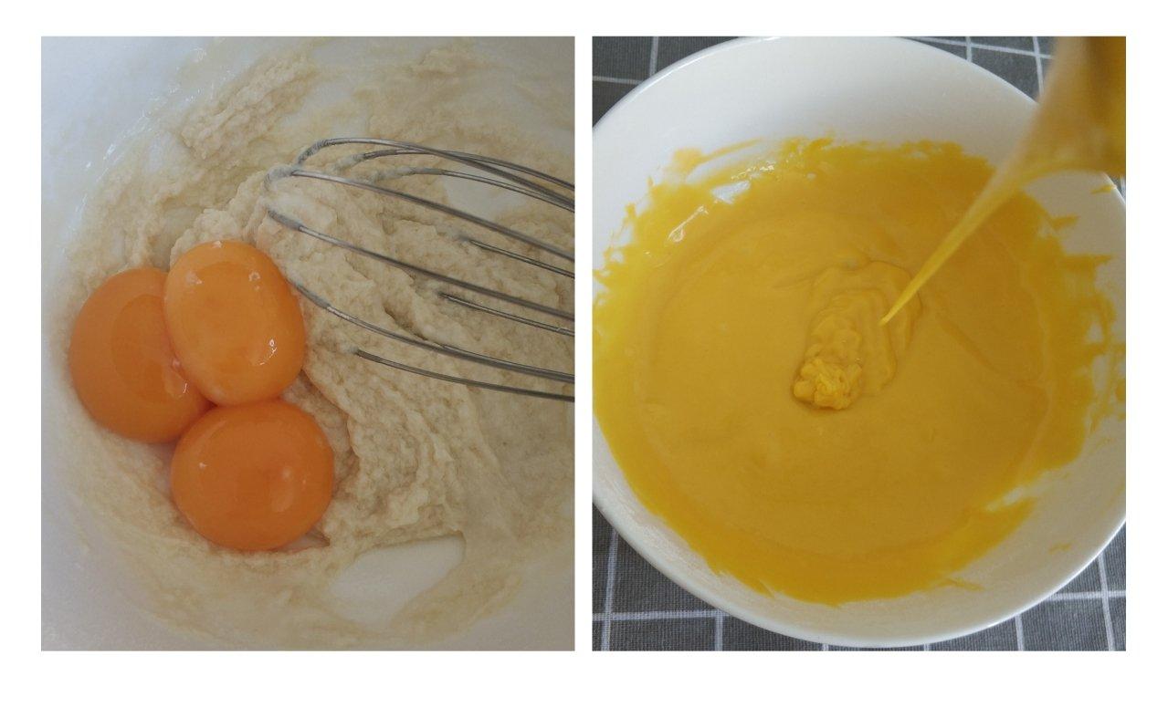 细腻柔软的古早蛋糕(六寸)的做法 步骤5