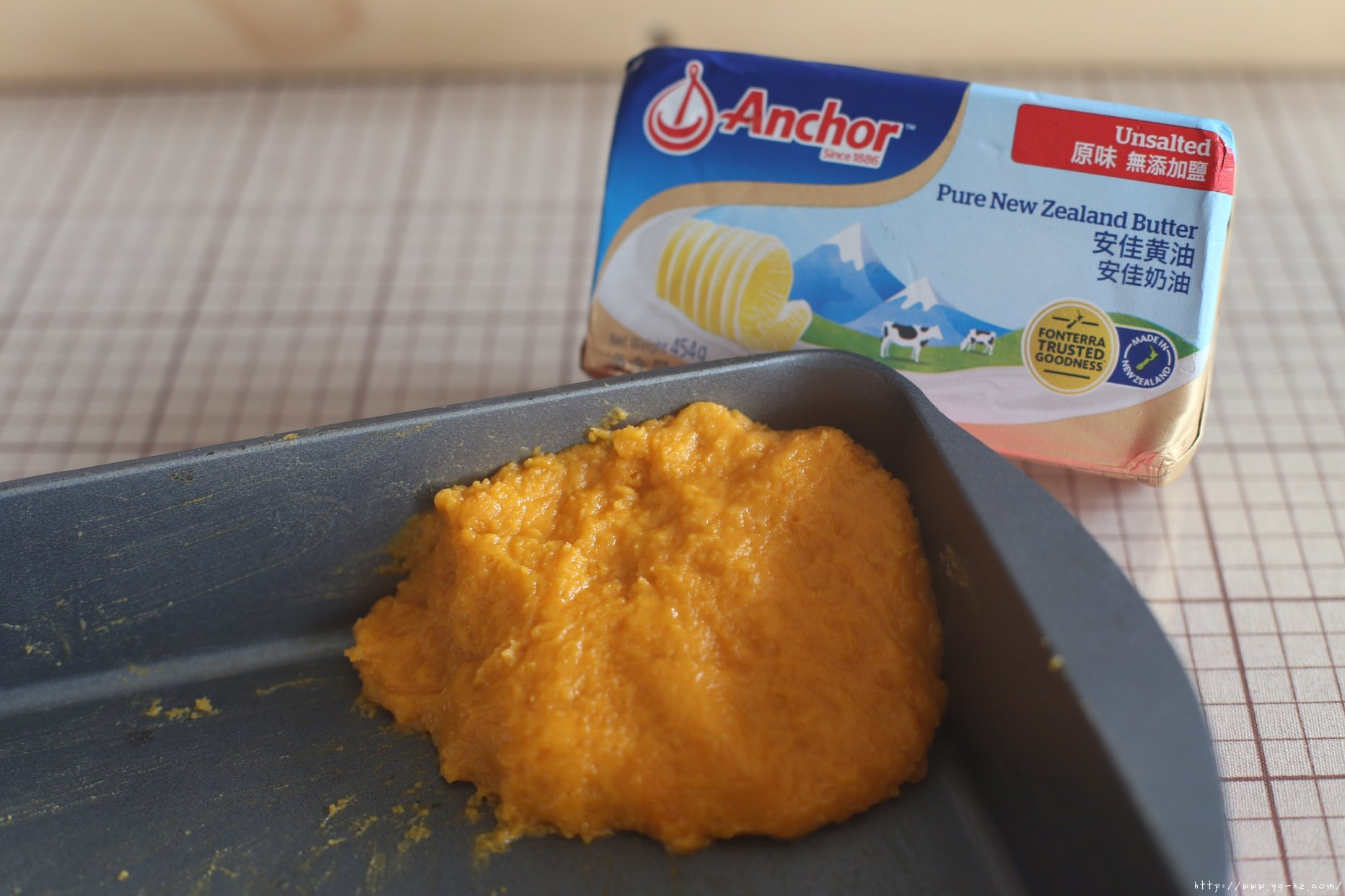无敌好吃的蛋黄肉松吐司的做法 步骤4