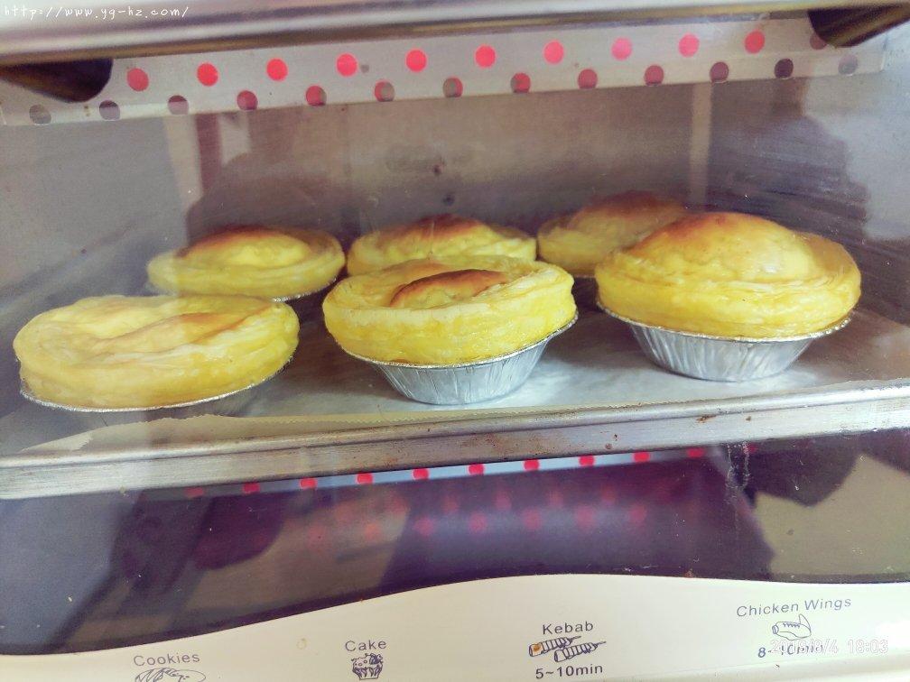 全蛋版蛋挞的做法 步骤5