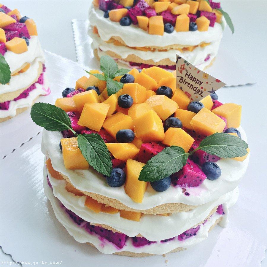 戚风蛋糕做一次成功一次的做法 步骤10