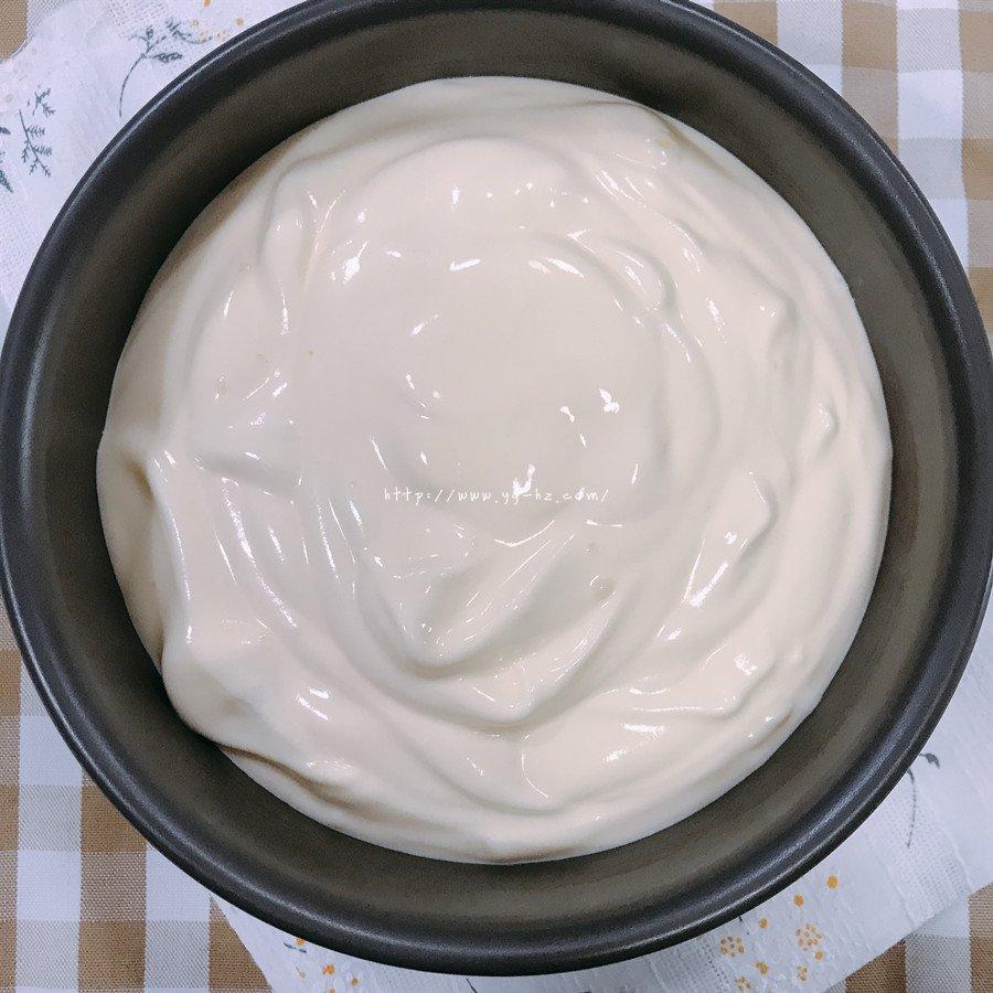 戚风蛋糕做一次成功一次的做法 步骤7