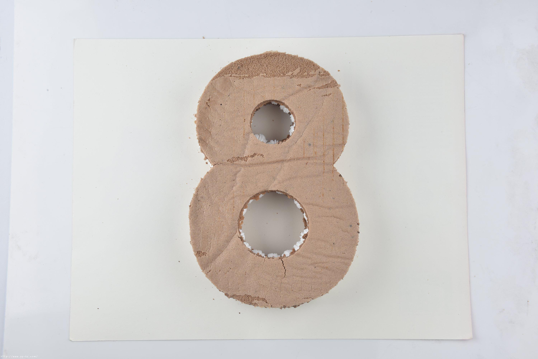 数字蛋糕8的做法 步骤12