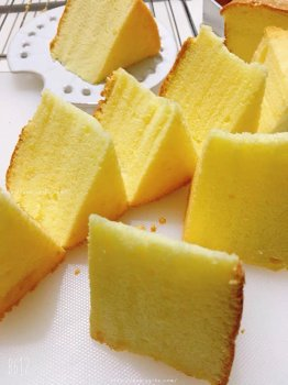 六寸戚风蛋糕(掌握这几点,做戚风就跟煮米饭一样简单)的做法步骤图