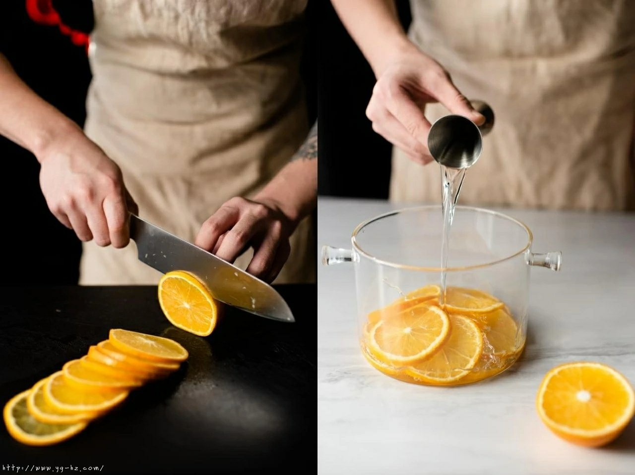 香橙软曲奇@造洋饭书的做法 步骤1