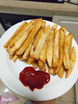 肯德基炸薯条(无需冷冻
