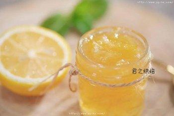 自制蜂蜜柠檬茶,超好喝