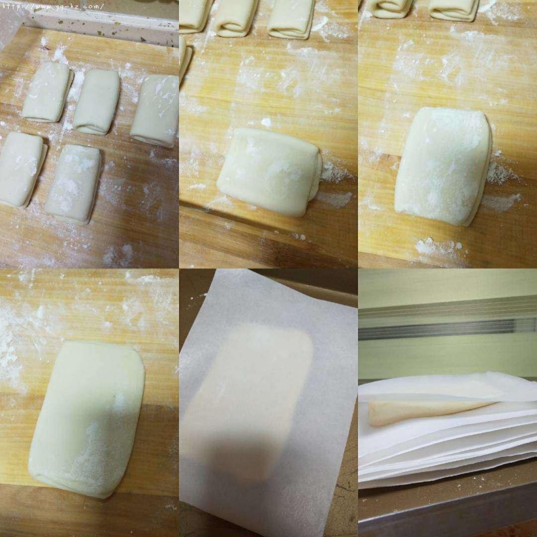 香酥好吃的油酥饼做法的做法 步骤4