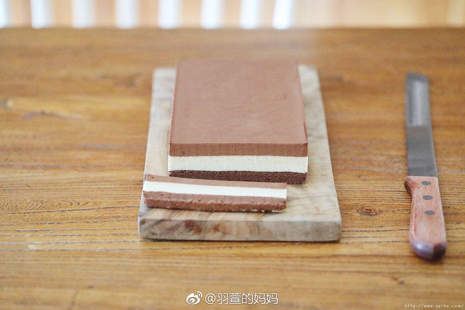 巧克力慕斯的做法 步骤19