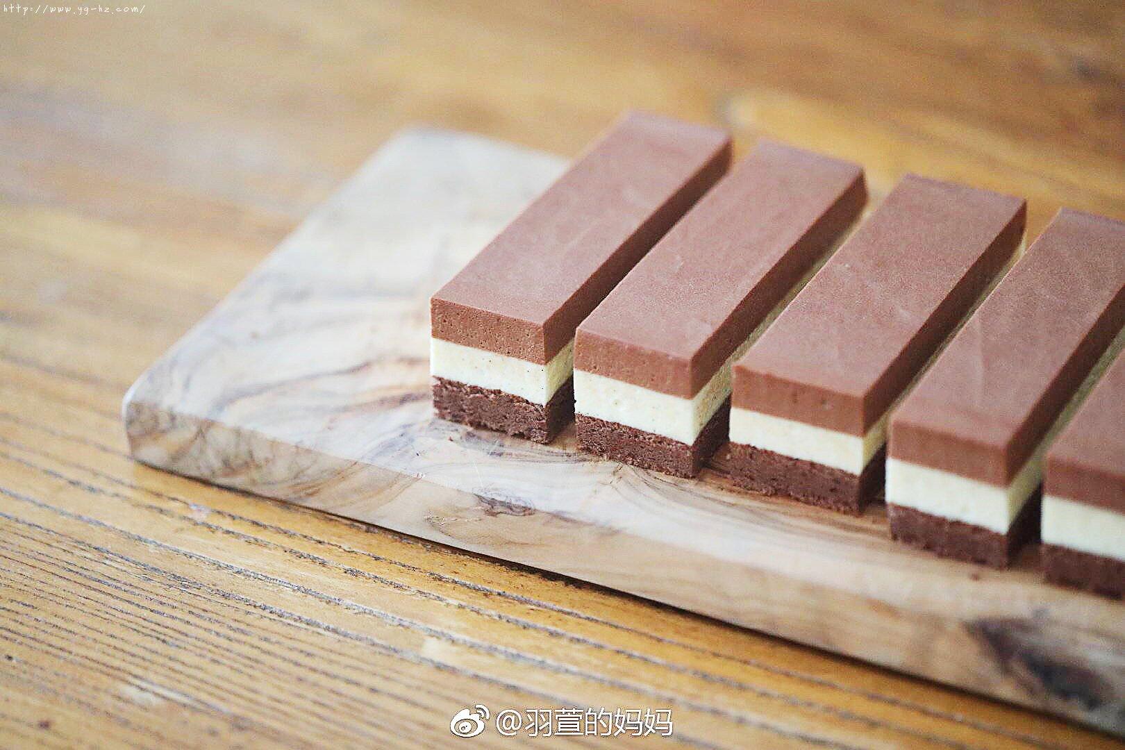 巧克力慕斯的做法 步骤20