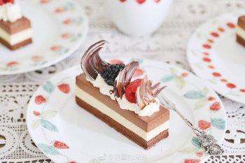 巧克力慕斯的做法步骤图,巧克力慕斯怎么做好吃