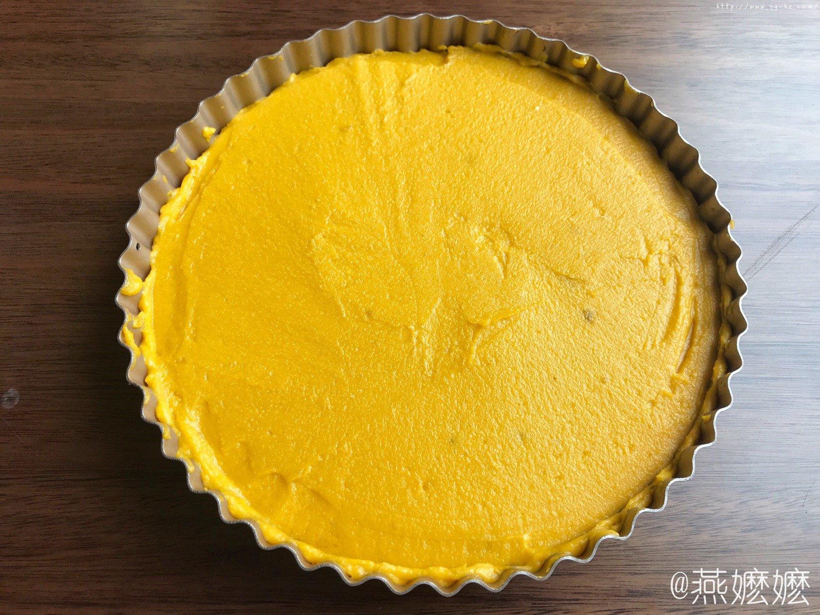 乳酪南瓜挞的做法 步骤11