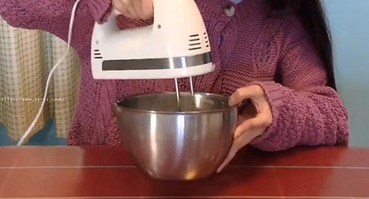 爱的手印——三种口味玛格丽特饼干的做法 步骤3
