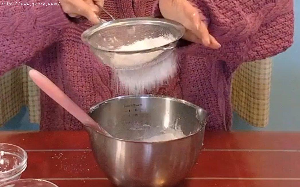 爱的手印——三种口味玛格丽特饼干的做法 步骤5