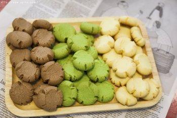 爱的手印——三种口味玛格丽特饼干的做法步骤图