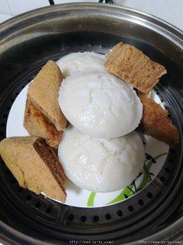 蒸米糕(碗粄)的做法步骤图,怎么做好吃