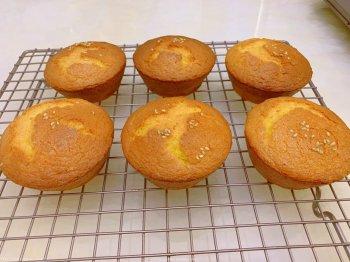 无水蜂蜜小蛋糕的做法步骤图,怎么做好吃