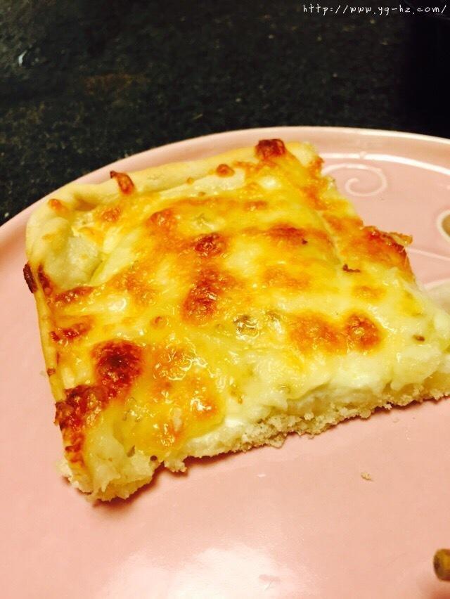 菠萝薄底披萨的做法