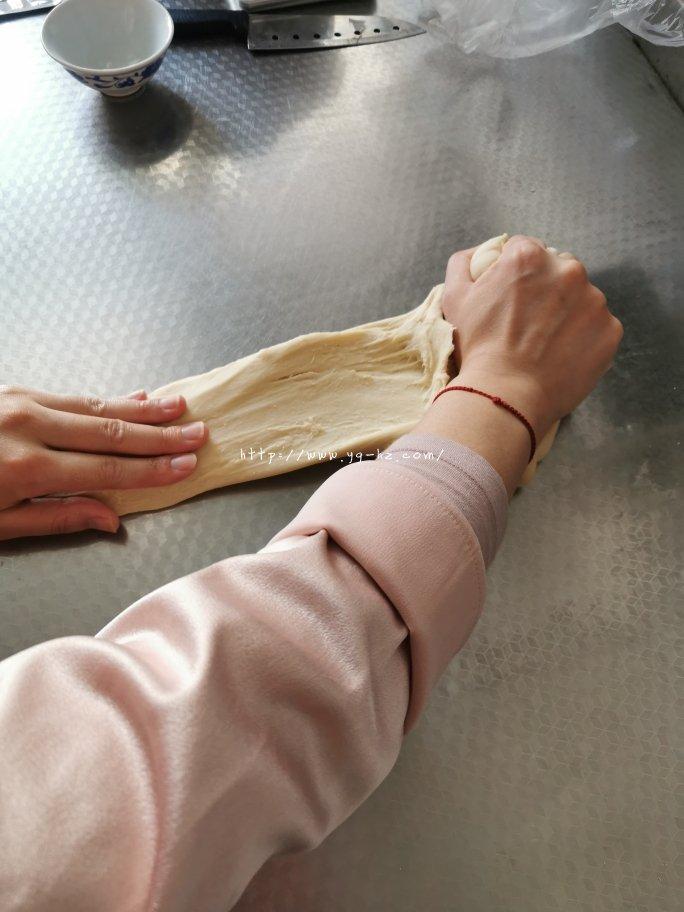 冷藏法,第一次手套膜的出现的做法 步骤3