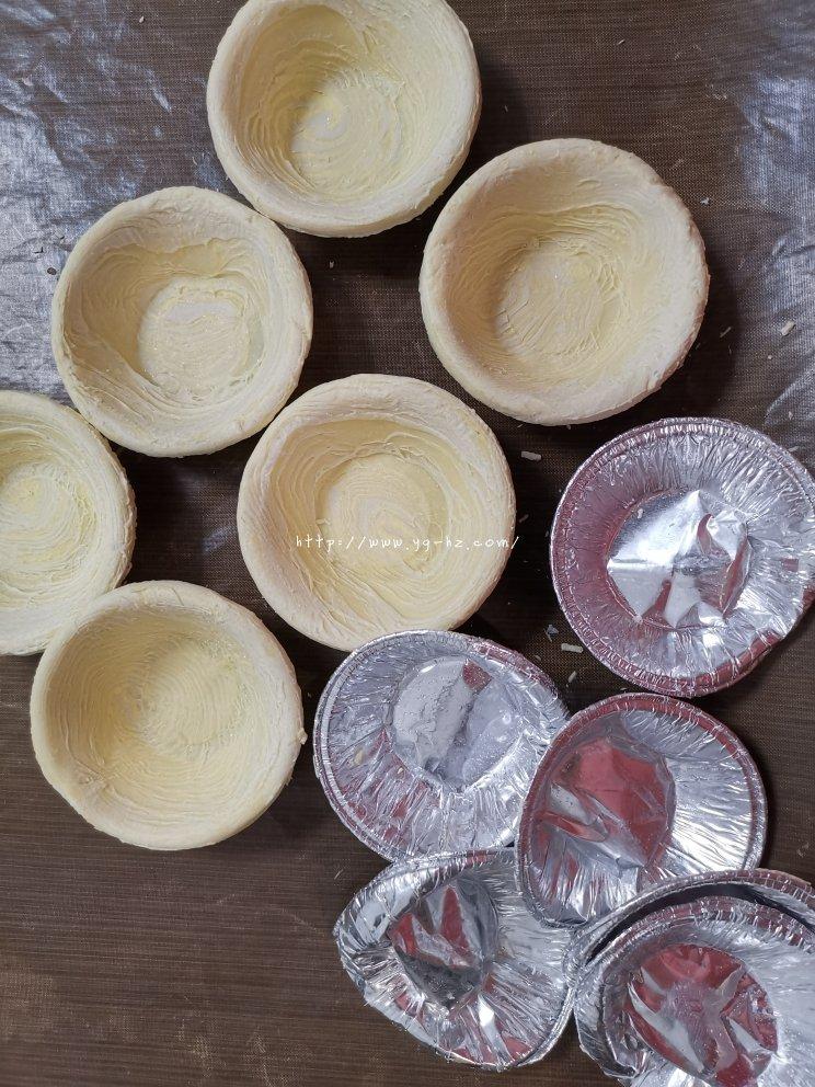 苹果派(超快手)菠萝派、香蕉派、红豆派的做法 步骤9