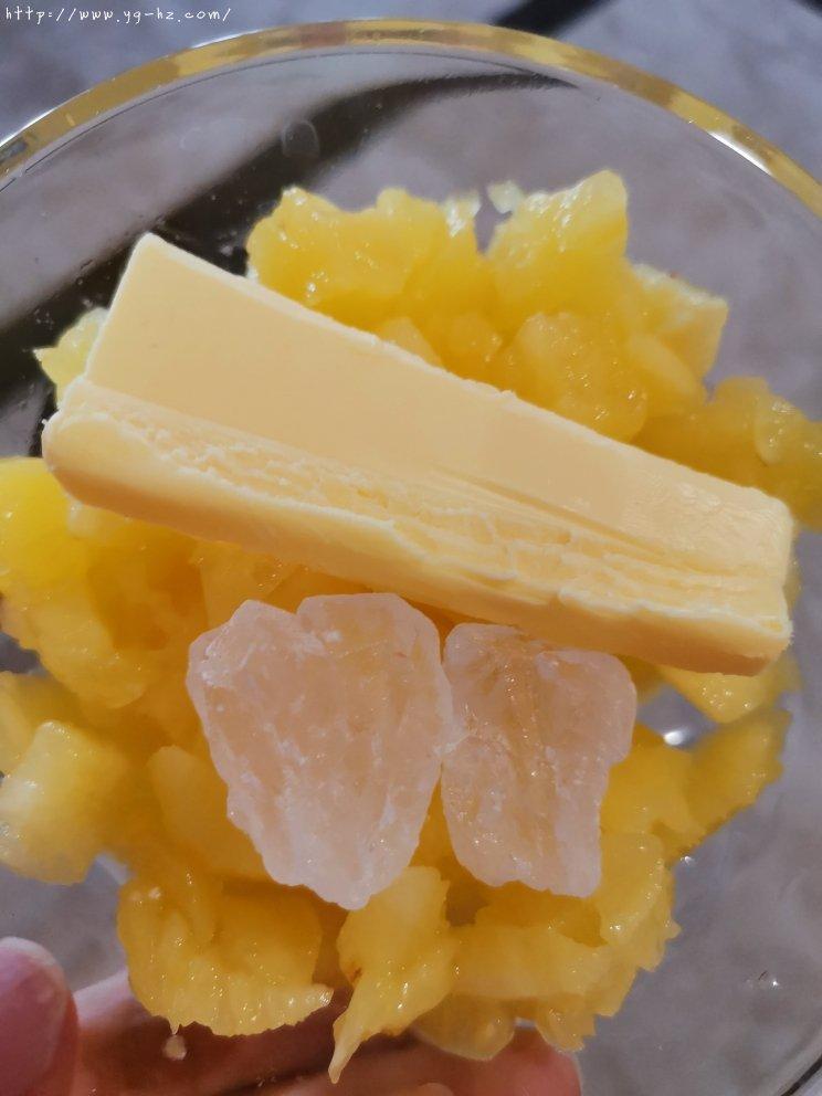 苹果派(超快手)菠萝派、香蕉派、红豆派的做法 步骤2
