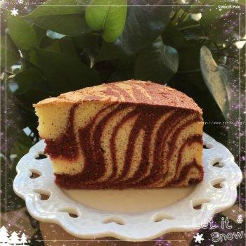 红丝绒大理石蛋糕的做法